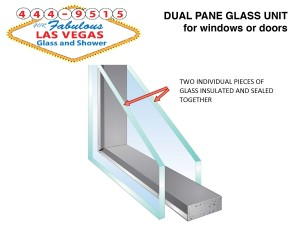 dual pane glass