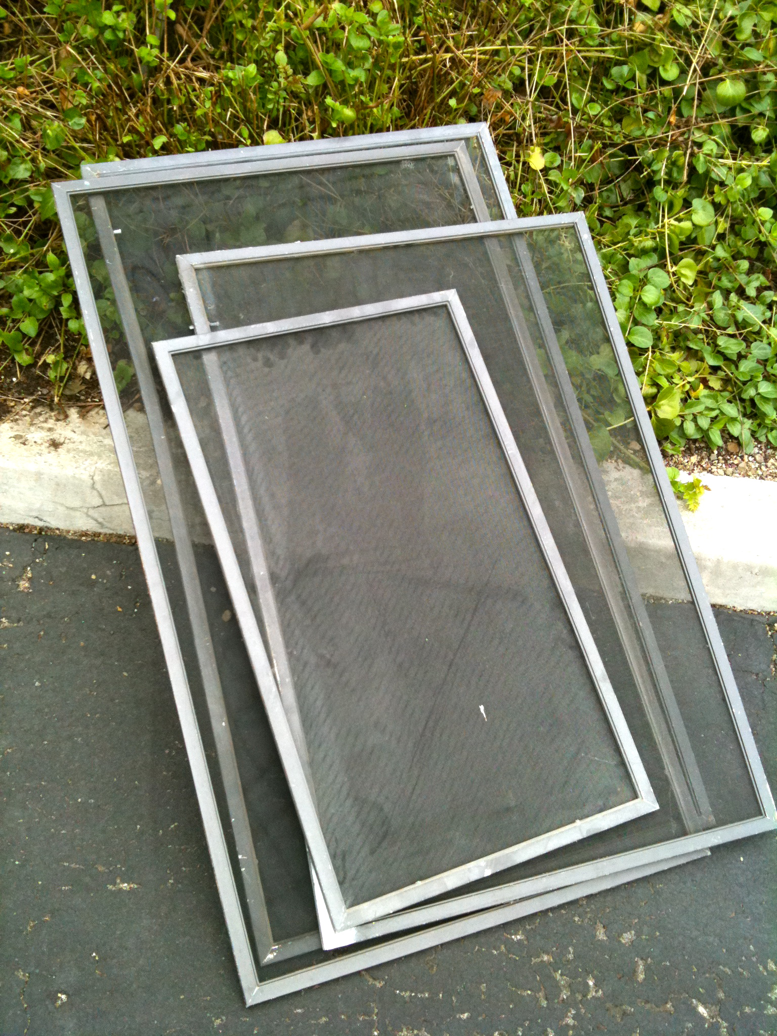 Exelent Replace Glass In Aluminum Frame Window Pictures - Picture ...